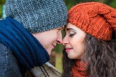 Portrait des couples images libres de droits