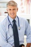 Portrait des Doktors lizenzfreies stockfoto