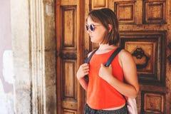 Portrait des entzückenden kleinen Mädchens Lizenzfreie Stockfotos