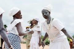 Portrait des femmes mûres Photos libres de droits