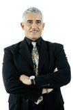 Portrait des Geschäftsmannes lizenzfreie stockbilder