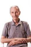 Portrait des hommes supérieurs pluss âgé Photos libres de droits