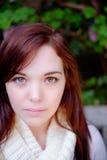 Portrait des jeunes femmes Images stock