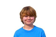 Portrait des jeunes mignons Image libre de droits