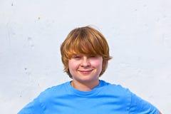 Portrait des jeunes mignons Photographie stock libre de droits