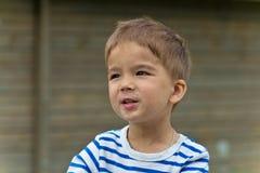 Portrait des Jungen lizenzfreies stockfoto