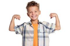 Portrait des Jungen Stockbilder