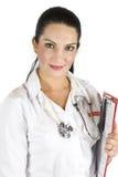 Portrait des jungen Doktors Lizenzfreies Stockbild