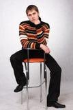 Portrait des jungen Kerls Lizenzfreies Stockfoto