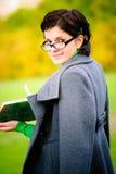 Portrait des jungen Lehrers Lizenzfreie Stockbilder