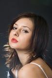 Portrait des jungen Mädchens Lizenzfreie Stockfotografie