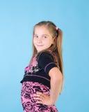 Portrait des jungen Mädchens lizenzfreies stockbild