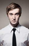Portrait des jungen Mannes Lizenzfreie Stockfotos