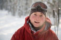Portrait des jungen Mannes Lizenzfreie Stockbilder