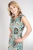 Portrait des jungen schönen Mädchens Lizenzfreie Stockfotos