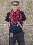 Portrait des Künstlers 2 Lizenzfreie Stockfotos