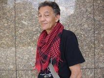Portrait des Künstlers 3 Lizenzfreie Stockfotografie