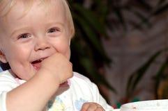 Portrait des kleinen Jungen Stockbild