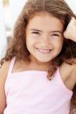 Portrait des kleinen Mädchens Lizenzfreies Stockfoto