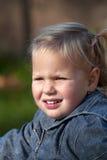 Portrait des kleinen Mädchens Lizenzfreie Stockfotos