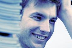 Portrait des Kursteilnehmers Stockfoto