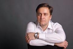 Portrait des Mannes stockbilder