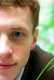 Portrait des Mannes Lizenzfreie Stockfotos