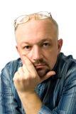 Portrait des Mannes. Lizenzfreies Stockfoto