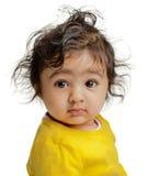 Portrait des netten Babys stockfoto