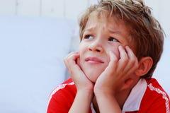 Portrait des netten Kindes Stockbild