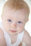 Portrait des netten kleinen Babys Stockfotos