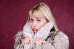 Portrait des netten Mädchens Lizenzfreies Stockbild