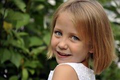 Portrait des recht jungen Mädchens Stockbilder
