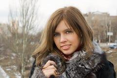 Portrait des schönen Mädchens 1 Stockbilder