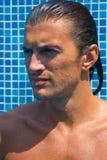 Portrait des stattlichen Mannes Lizenzfreies Stockfoto