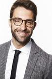 Portrait des stattlichen Mannes Stockfoto