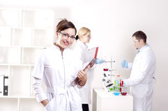 Portrait of doctor Royalty Free Stock Photography
