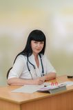 Portrait doctor Royalty Free Stock Image