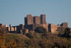 Portrait of dover castle Stock Photo