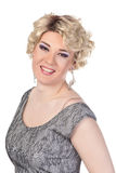 Portrait of drag queen. Man dressed as Woman Royalty Free Stock Images