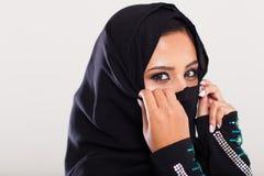 Femme du Moyen-Orient Image stock