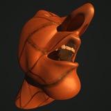 Portrait du ` s de dictateur - rendu 3d Image libre de droits