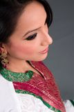 Portrait of an East Indian Wom Royalty Free Stock Photos