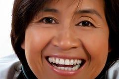 Portrait einer Frau Lizenzfreies Stockbild