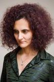 Portrait einer hübschen Frau Lizenzfreie Stockfotografie