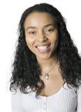 Portrait einer Latinofrau Lizenzfreies Stockfoto