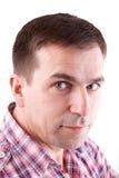 Portrait eines attraktiven MAs Lizenzfreie Stockfotos