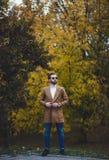 Portrait eines Geschäftsmannes lizenzfreie stockbilder