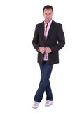 Portrait eines Geschäftsmannes Lizenzfreies Stockfoto