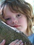 Portrait eines Jungen Lizenzfreies Stockbild